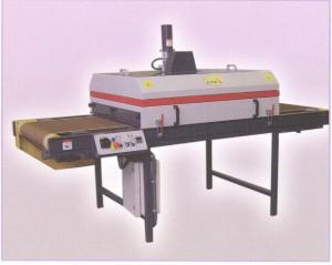Туннельная ИК сушилка производства EMA (Турция). Предназначена для сушки текстильных красок, как пластизолевых, так и водных.